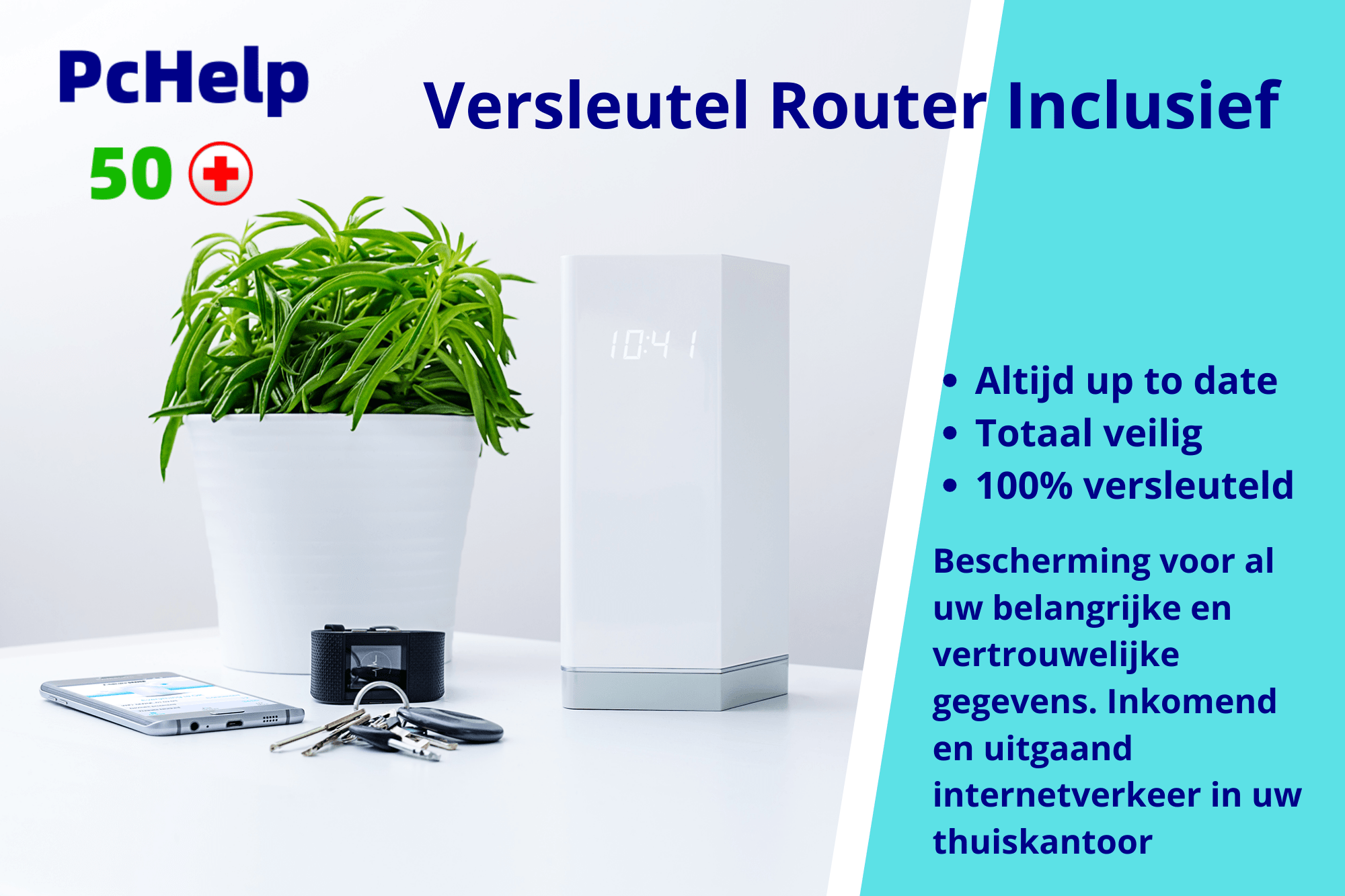 Thuiswerkpakket Router Included