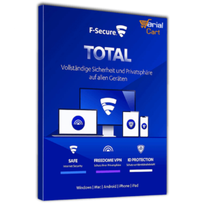 F-Secure Total Beveiliging