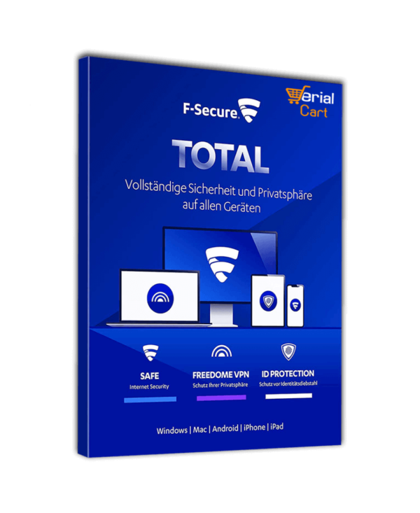 F-Secure Total Security
