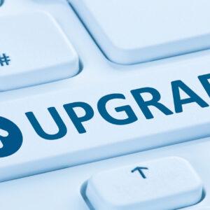 Upgrade- en uitbreidingsvariabele