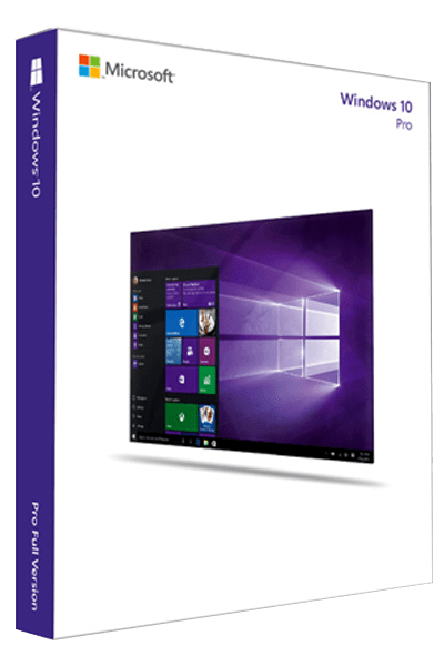 Windows 10 Professional OS